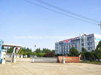Yueyang Shengang Lifting Electromagnet Co.,Ltd