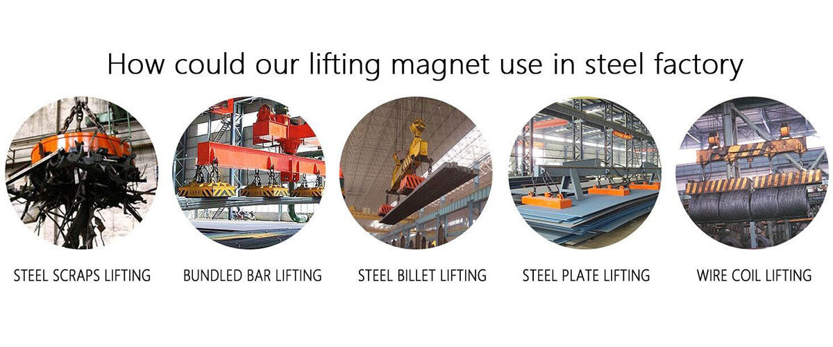 China best Steel Plate Lifting Magnets on sales