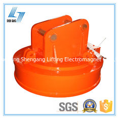 China Hydraulic Generator Skid Steer Magnet Attachment , Excavator Accessories Quick Coupling factory