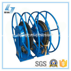 Double Reels Auto Retractable Air Hose Reel,Water