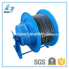 Steel Self Retracting Garden Hose Reel Anti Abrasion Rewindable High Safety
