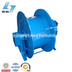 Electric Retractable Wire Cord Reel with Spring