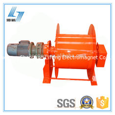 Industrial Automatic Hose Reel , Motorized Cable Reel Roller Safe Power Supply
