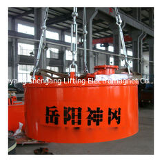 China Natural Cooling High Intensity Magnetic Separator Easy Operation Long Lifespan factory
