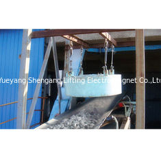 China Adjustable Hooks Overband Magnetic Separator Hand Cleaning Long Term Operating factory