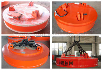 China Handling Electromagnetic Lifting Magnet Multi Functional Reliable Professional factory