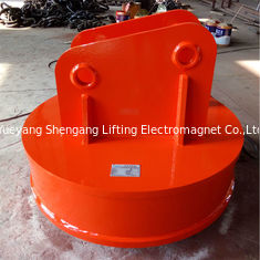 China Easy Mounted Excavator Magnet Attachment Professional Long Durability factory
