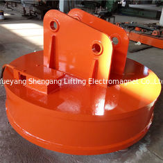 China Aluminum Wire Coil Mini Excavator Parts , Skid Steer Magnet Attachment Inside Mica Insulator factory