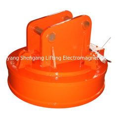 China Casted Structure  Excavator Magnet Attachment Quick Disconnect Lead Assembly factory