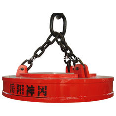 China High Frequency Lifting Magnets For Cranes Reasonable Structure Stable Performance factory