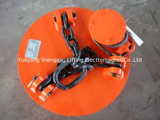 China 300kg Heavy Duty Magnets , High Power Magnets Aluminum Coil 220V factory