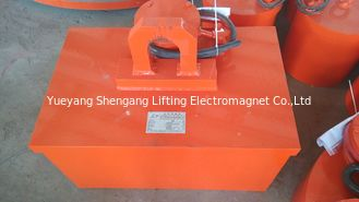 China Convenient Electric Lifting Magnets , Electromagnetic Lifting Magnet  East Operation factory