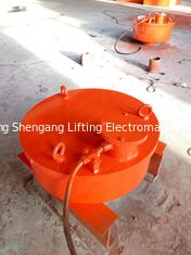 China Heavy Duty Industrial Lifting Magnets Chucks For Crane Long Service Life factory