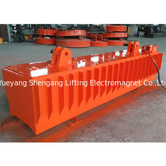 Deep Permeability Electric Lifting Magnets , Industrial Lifting Electromagnets High Lifting Efficiecncy
