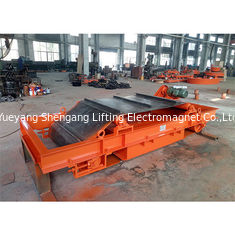 China Electro Overband Magnetic Separator , High Gradient Magnetic Separation factory