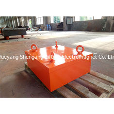 China TD-100% Duty Cycle Wet Drum Magnetic Separator 2.7 Unload Trigger Spec factory