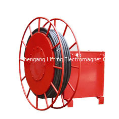 Heavy Duty  Industrial Cord Reel Stripped Leakage Overload Protection