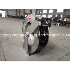 China Automatic Retractable Hose Reel , Heavy Duty Garden Hose Reel Stainless Steel factory