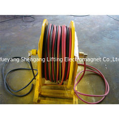 China Enclosed Yardworks Auto Rewind Hose Reel , High Pressure Hose Reel 3/4'' Diameter factory