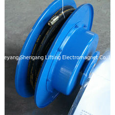 China Professional Hose Pipe Reel , Automatic Hose Reel Big Pipe Diameter factory