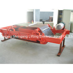 China 1470kg Weight Magnetic Separator Conveyor Auto Type 220V/380V factory