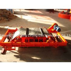 China Iron Ore Magnetic Roller Separator , Industrial Magnetic Roll Separator For Power Industry factory