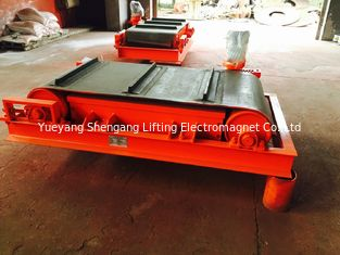 China Industrial Overband  Permagnent Magnetic Separator Long Term Working Shift factory