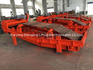 China Iron Impurities Magnetic Separation Red Color With Rectification Control Equipment factory