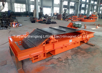 China Cost Effective Suspended Magnetic Separator High Precision Stable Running factory
