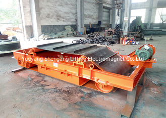 China 6600kg Permanent Magnetic Separator Applied Metallurgical Industry factory