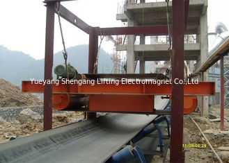China 1400mm Width Belt Magnetic Separator , Low Intensity Magnetic Separator factory