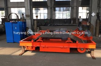 China Chemical Industrial Magnetic Separation Equipment Light Weight  Heavy Duty factory