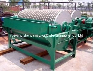 China Rare Earth Magnetic Separator Machine , Magnetic Pulley Separator 7000kg Weight factory