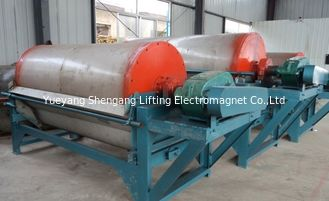 China Handling Magnetic Ore Separator , Wet Magnetic Separator For Iron Ore factory