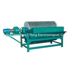 China Reliable Roll Magnetic Separator , Rare Earth Drum Magnetic Separator NdFeB Rare Earth factory