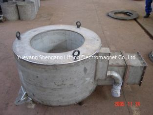 China Steel Liquid Mixing Electromagnetic Stirrer , Electromagnetic Casting SGS Approved factory