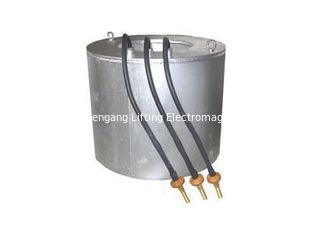 China Small Size Aluminum Electromagnet 2-10HZ For Industrial Steel Liquid factory
