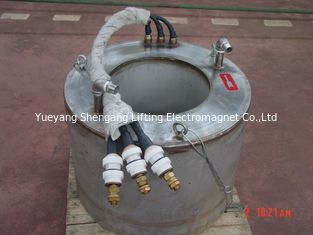 China CCM Steel Billet Rotating Magnetic Field EMS Asynchronous Motor factory