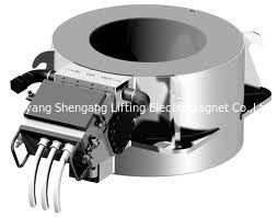 China Continuous Casting Aluminum Electromagnet Rotating Magnetic Field factory