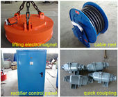 Strong Attraction Force Magnetic Lifting Equipment  Totally Sealing Structure supplier