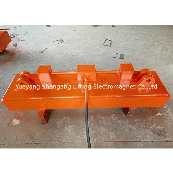 Antiskid Handle Design Steel Plate Lifting Magnets Rust Proof Long Durability supplier